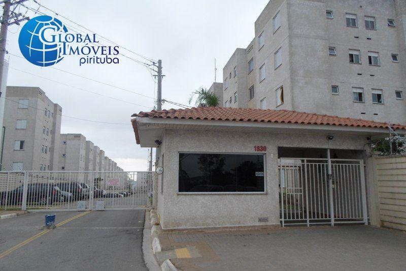Imobiliária em Pirituba-Apartamentocom1dorm(s)emParque Nações UnidasporR$ 180.000,00